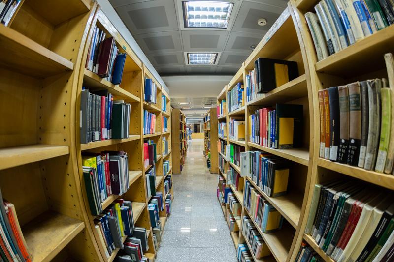 مخزن کتابخانه